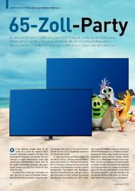 audiovision: 65-Zoll-Party (Ausgabe: 2)