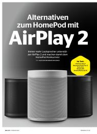 MAC LIFE: Alternativen zum HomePod mit AirPlay 2 (Ausgabe: 3)