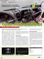 CAR & HIFI: Open-Android-Navis (Ausgabe: 4)