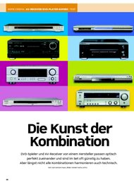 "video: ""Die Kunst der Kombination"" - AV-Receiver (Ausgabe: 9)"