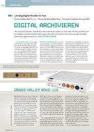 PC VIDEO: Digital Archivieren (Ausgabe: 6)