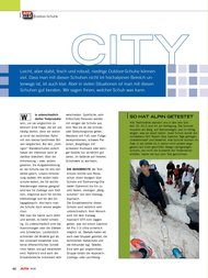 ALPIN: City to Summit (Ausgabe: 9)