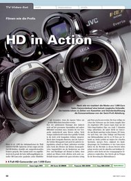 HiFi Test: HD in Action (Ausgabe: 1)