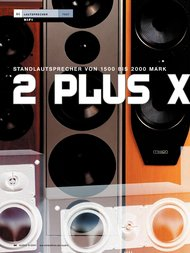 AUDIO: 2 plus X (Ausgabe: 9)