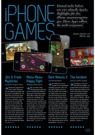 MAC LIFE: iPhone Games (Ausgabe: 10)