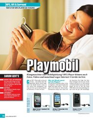 Audio Video Foto Bild: Playmobil (Ausgabe: 4)
