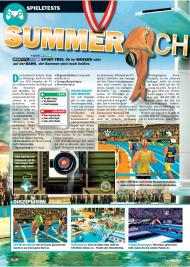 Computer Bild Spiele: Summer Challenge - Athletics Tournament (Ausgabe: 9)
