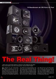 CAR & HIFI: The Real Thing! (Ausgabe: 6)