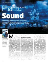 Video-HomeVision: Phantom Sound (Ausgabe: 1)