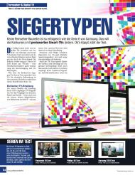 Audio Video Foto Bild: Siegertypen (Ausgabe: 8)