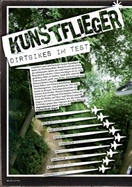 World of MTB: Kunstflieger (Ausgabe: 10)