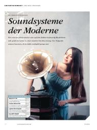 CONNECTED HOME: Soundsysteme der Moderne (Ausgabe: Nr. 4 (September/Oktober 2012))