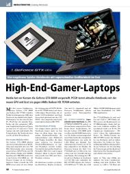 PC Games Hardware: High-End-Gamer-Laptops (Ausgabe: 9)