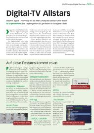 SAT+KABEL: Digital-TV Allstars (Ausgabe: 11-12/2012)