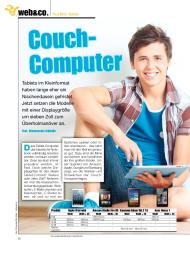 connect Freestyle: Couch-Computer (Ausgabe: 1)