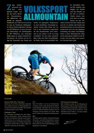 World of MTB: Volkssport AllMountain (Ausgabe: 6)
