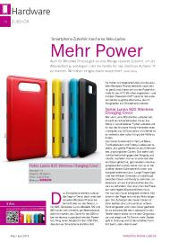 Windows Phone User: Mehr Power (Ausgabe: 3/2013 (Mai/Juni))