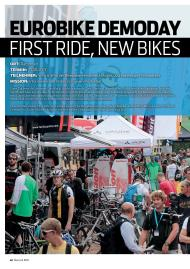 World of MTB: Eurobike Demoday - First ride, new bikes (Ausgabe: 11)